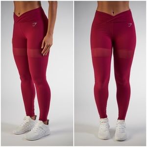 Nikki Blackketter x GYMSHARK Dynamic Leggings